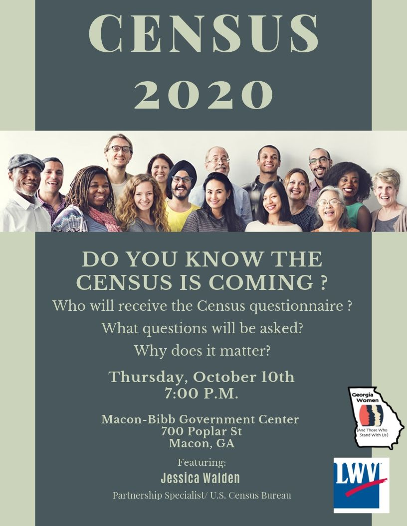Georgia Women Oct 10th Census Event .JPG
