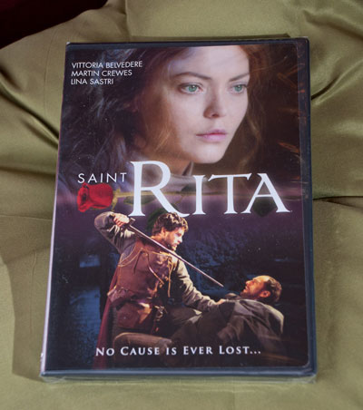 - $24.95Saint Rita is immortalized in this beautifully photographed and moving film. The film tells the story of her marriage, the death of her sons and her journey to bring two feuding families together in peace. It is the story of deep love, betrayal, tragedy and profound faith and forgiveness. It stars Vittoria Belvedere and Martin Crewes.Run Time 210 minutes (Widescreen)Language: Italian & English with English subtitlesRegion One (US, Canada, Bermuda & US Territories)