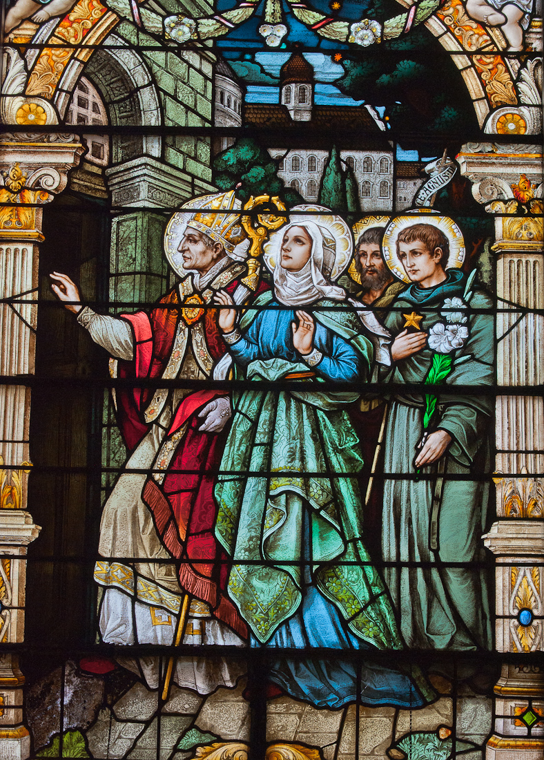 The Persistent Widow - The life of Saint Rita shows her patience, persistence, and above all, her love of God.
