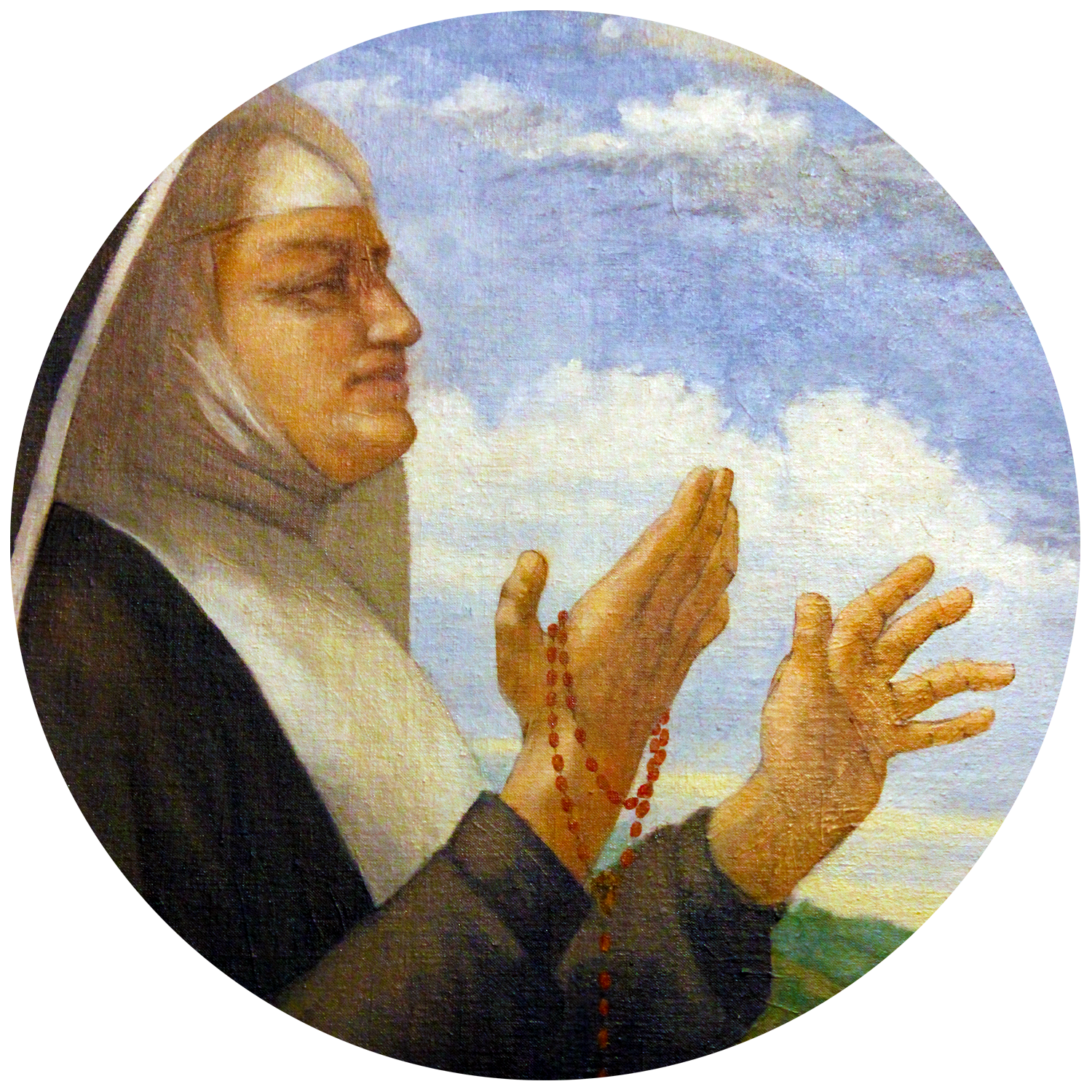 Blessed Maria Theresa Fasce was a dedicated nun who helped transform and revitalize the monastery at Cascia in the early 1900s.
