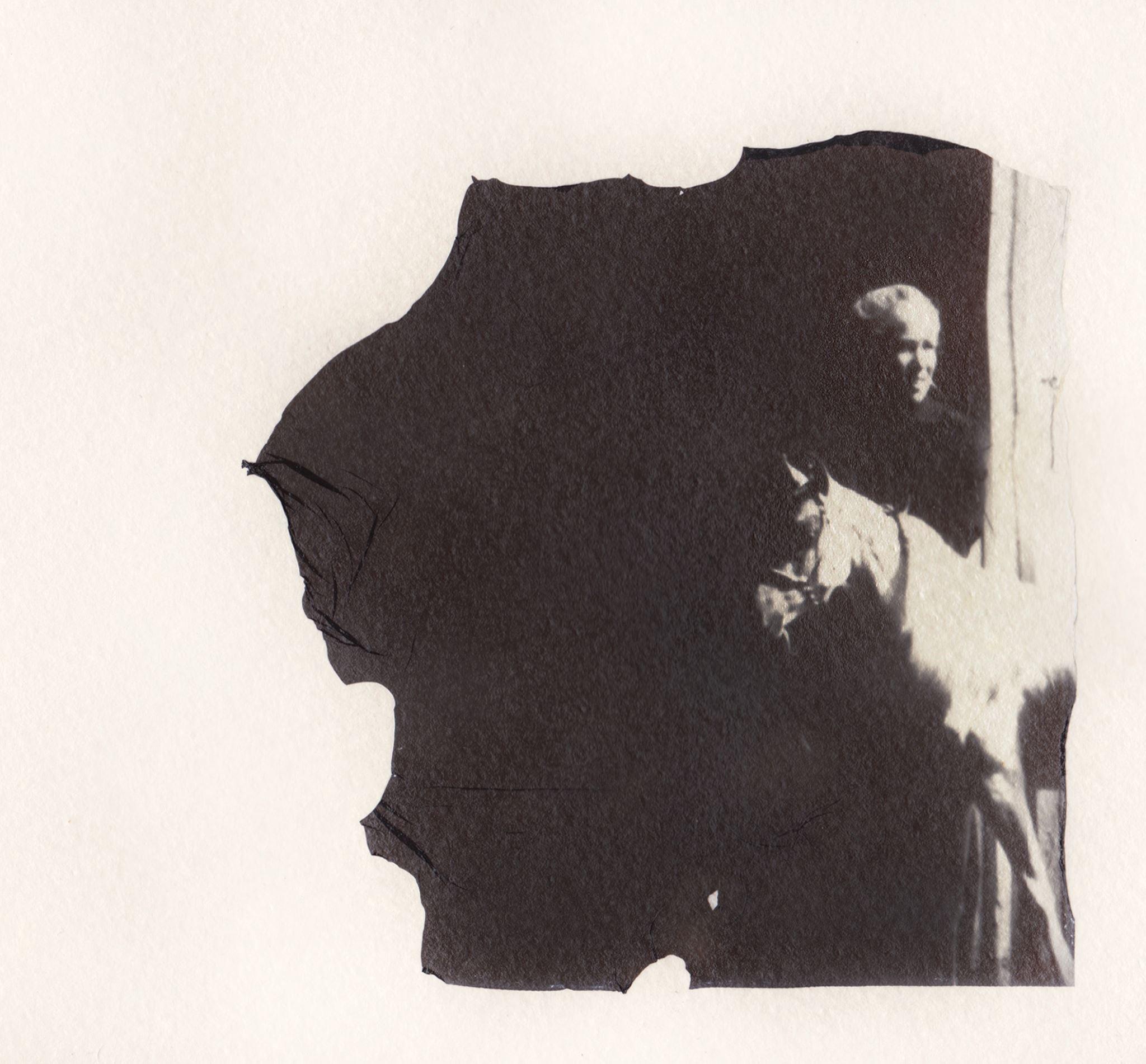 Polaroid transfer by instructor Tom Hart.