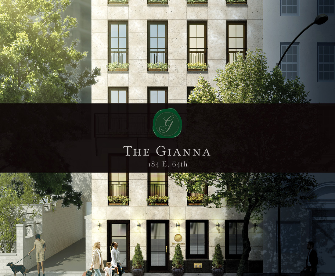 THE GIANNA - 184 East 64th Street