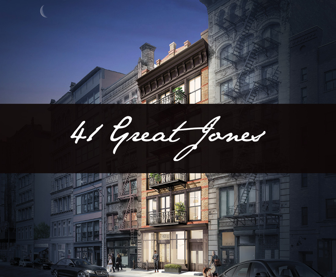 41 GREAT JONES - NoHo