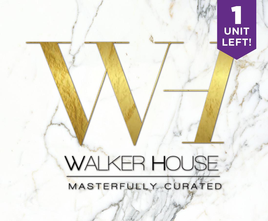 WALKER HOUSE - 56 Walker Street