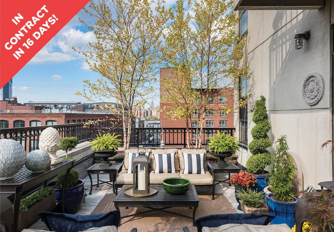 79 Bridge Street, 5C - $1,850,0002 Bedrooms2 Bathrooms1,447 SQFT