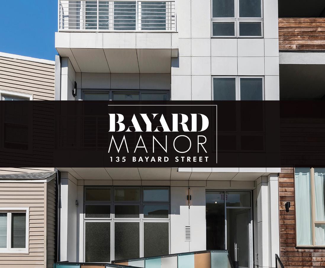 135 Bayard Street - $845,000 - $2,475,0001-3 Bedrooms637 - 1,719 SQFT