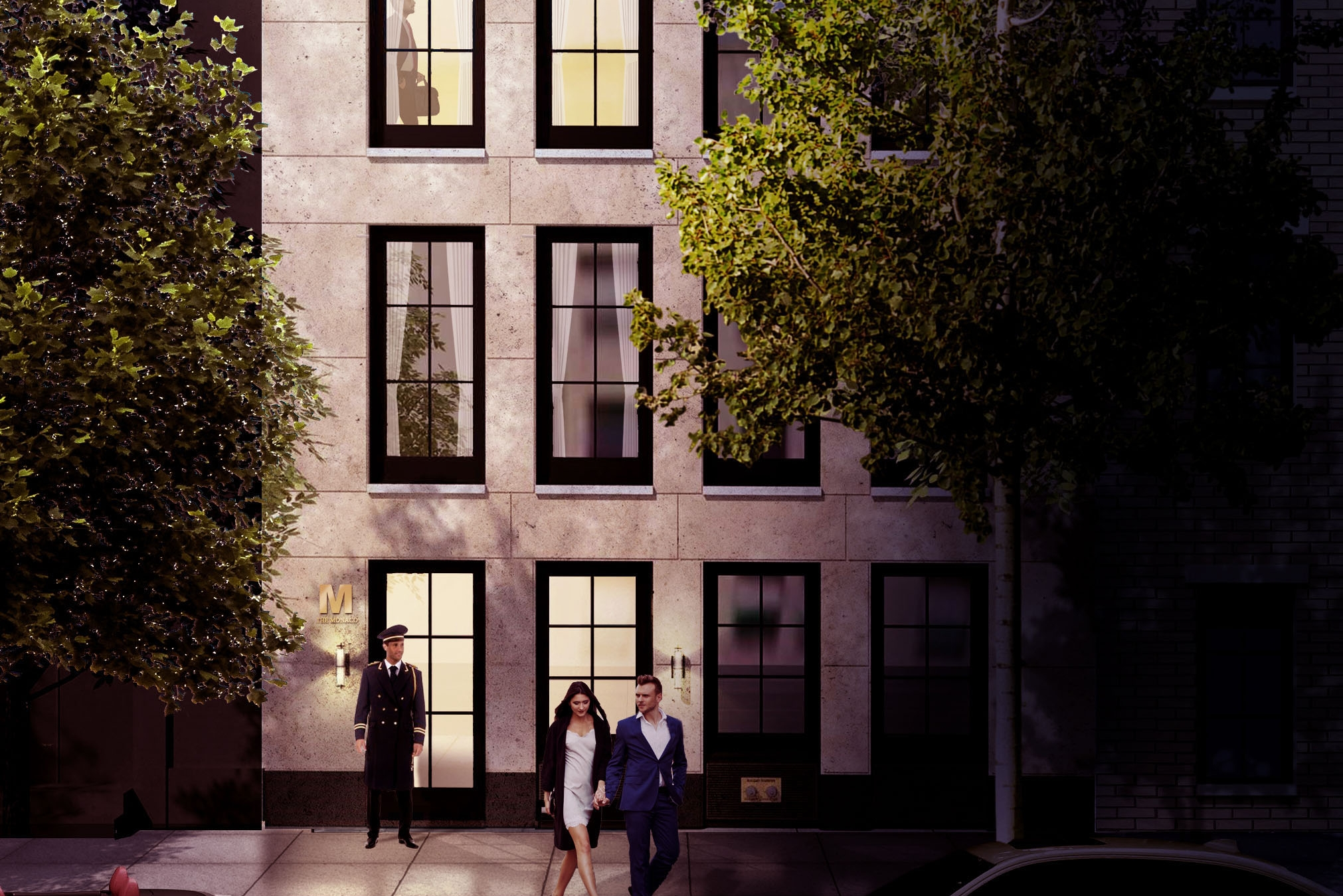 336 East 54th Street: 4B - 1 Bed | 1 Bath | 952 Sq ft. | $1,750,000Introducing The Monaco, the newest Midtown East luxury condominium development. Be the first to live in residence 4B, a beautifully crafted and impeccably designed 1 bedroom + Home Office, 1.5 bathroom home with private outdoor space.