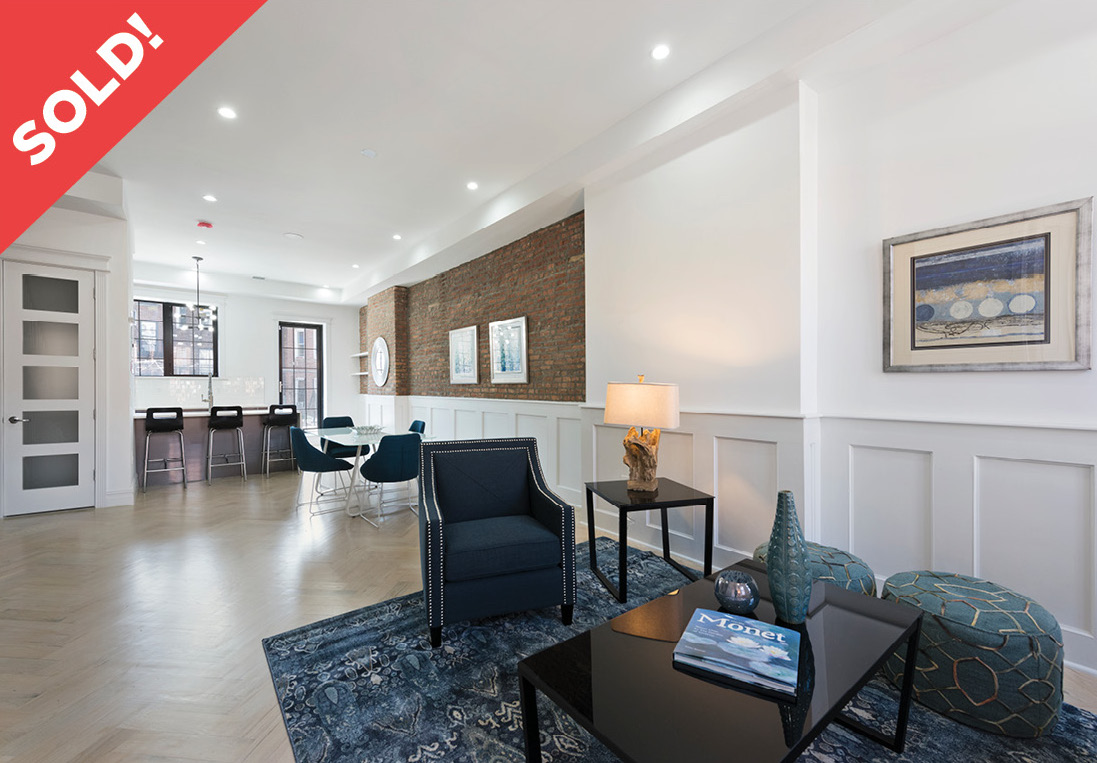 376A Monroe Street - $2,085,000 // 6 Beds // 5 Baths // 2,884 SQFTThis exceptional two family home marries pre-war historic original details with modern design in perfect harmony. This immaculate, super spacious townhouse