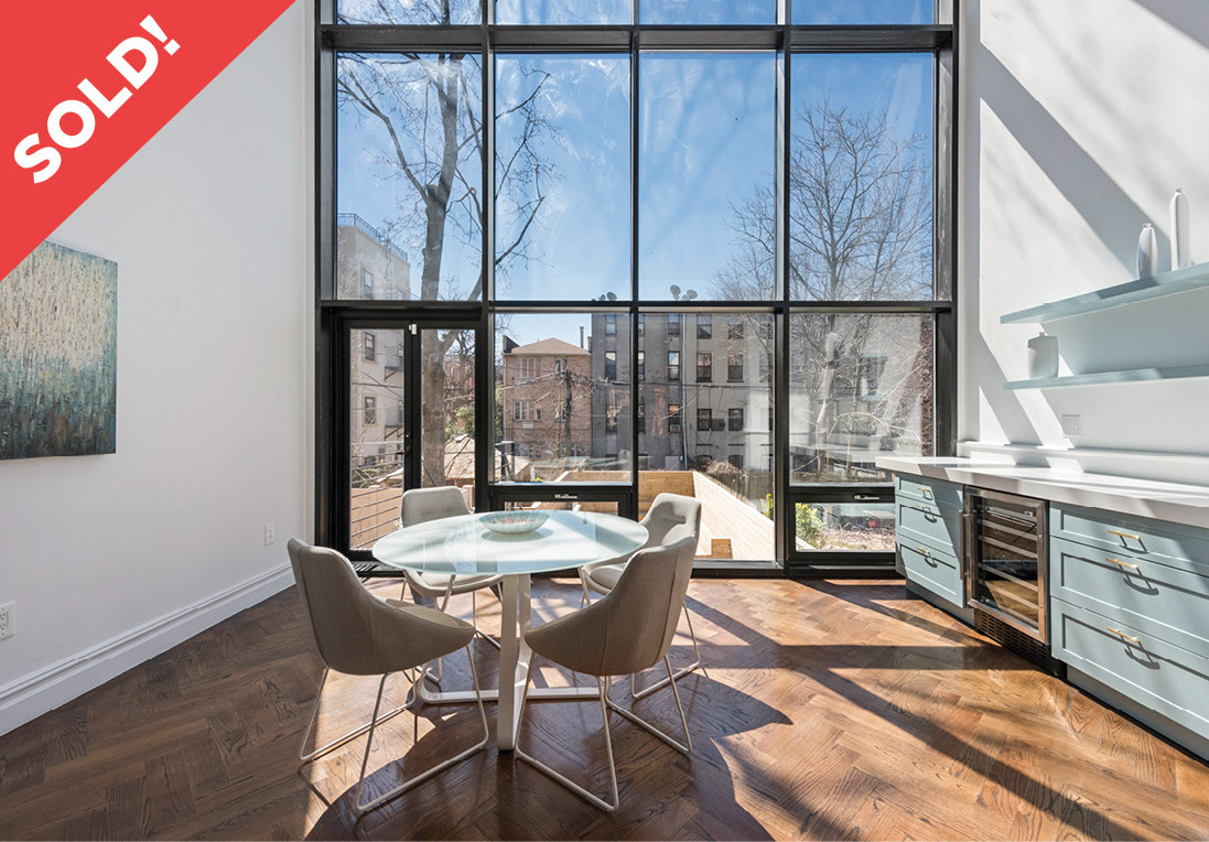 62 Monroe Street - $2,880,000 // 6 Beds // 4 Baths // 4,227 SQFTThis brand new, meticulously renovated 2 family masterpiece offers luxury living, upscale finishes, exceptional light, and four outdoor spaces in addition to rental income garden apartment.