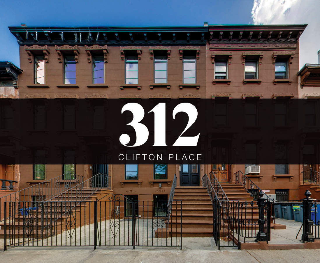 312 CLIFTON PLACE - Bed-Stuy