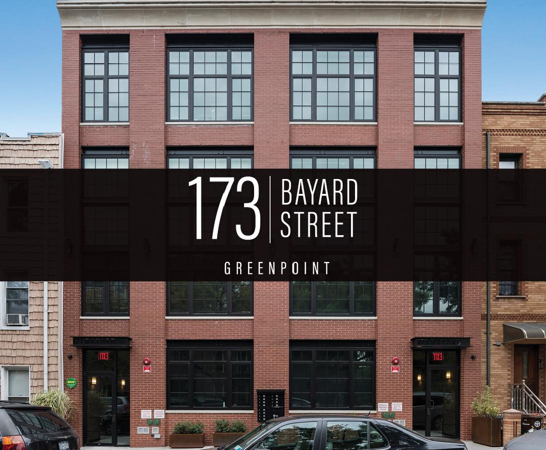173 BAYARD STREET - Greenpoint