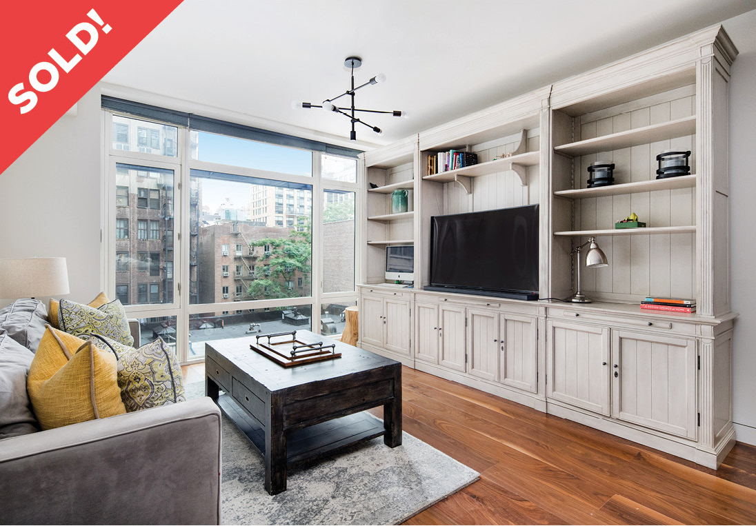 151 West 21st Street: 6B - $2,595,000 // 2 Beds // 2 Baths // 1,288 SQFTAn impeccable floor-through condo nestled within the LEED Gold certification Chelsea Green, this 2-bedroom, 2-bathroom home is an exemplar of contemporary city luxury.