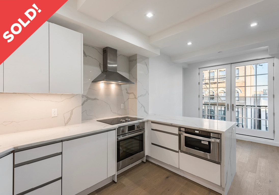26 Avenue B: Apt 5 - $1,625,000 // 2 Beds // 2 Baths // 1,011 SQFTUnit 5 is an immaculate 2-bedroom, 2-bathroom condominium that boasts an abundance of private outdoor space and a host of stylish finishes.