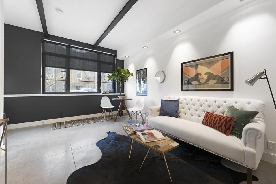 173 Bayard Street: 1F - $699,000 // 1 Bed // 1.5 Bath // 761 SQFTGraced with a quintessential Brooklyn feel - contemporary modern-rustic finishes, this brand new Duplex 1-bedroom/1.5-bathroom condo maximizes space and functionality.