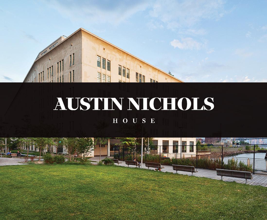AUSTIN NICHOLS - 184 Kent Avenue