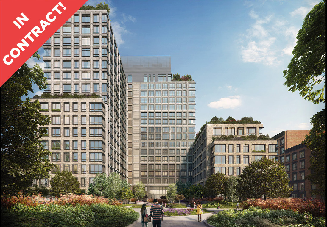 550 Vanderbilt Avenue: 1309 - $2,350,000 // 2 Beds // 2.5 Baths // 1,429 SQFT550 Vanderbilt is the first residential building to open in Pacific Park Brooklyn, the revolutionary new Frank Gehry designed 22-acre project coming to Prospect Heights.