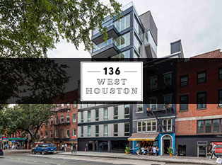 136 WEST HOUSTON - Greenwich Village