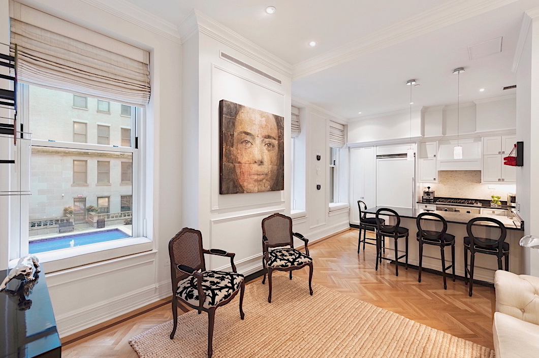 1 CENTRAL PARK SOUTH, 608 - $2,300,000 // 1 Bed // 1 Bath // 782 SQFTNestled across from Central Park in the historic Plaza Hotel building, this immaculate 1-bedroom, 1-bathroom condo is a unique blend of classic city elegance and contemporary charm.