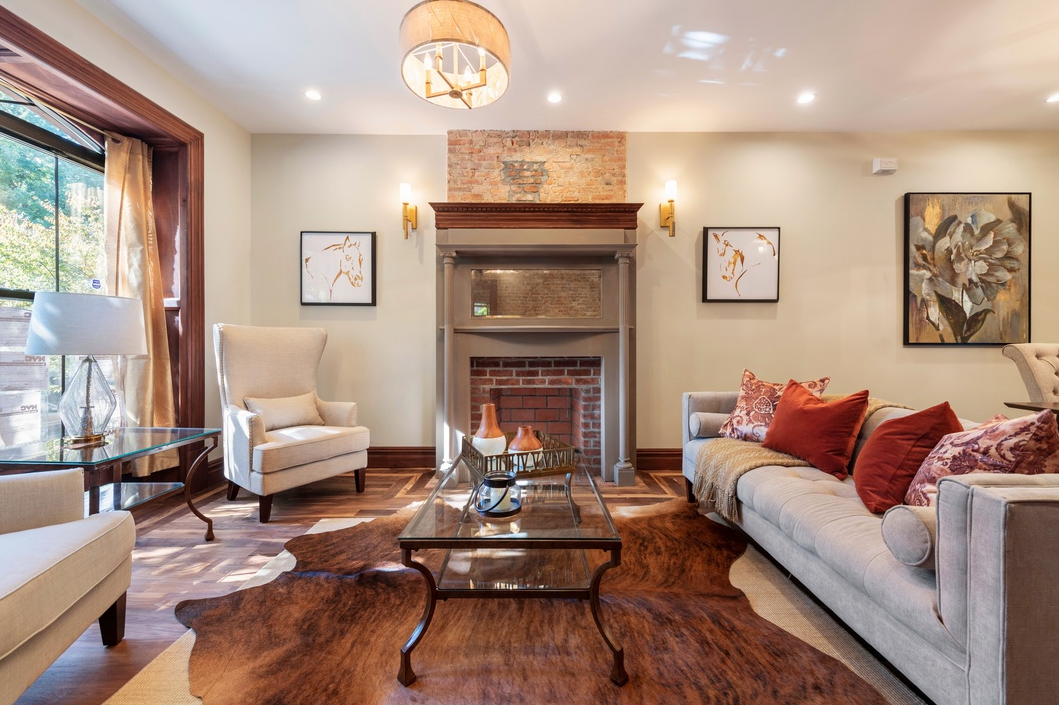 519 BAINBRIDGE STREET - $1,750,000 // 5 Beds // 3.5 Baths // 2,507 SQFTA gut-renovated two-family townhouse nestled on a quiet, tree-lined street in Bedford-Stuyvesant, 519 Bainbridge seamlessly blends contemporary finishes with classic Brooklyn charm.