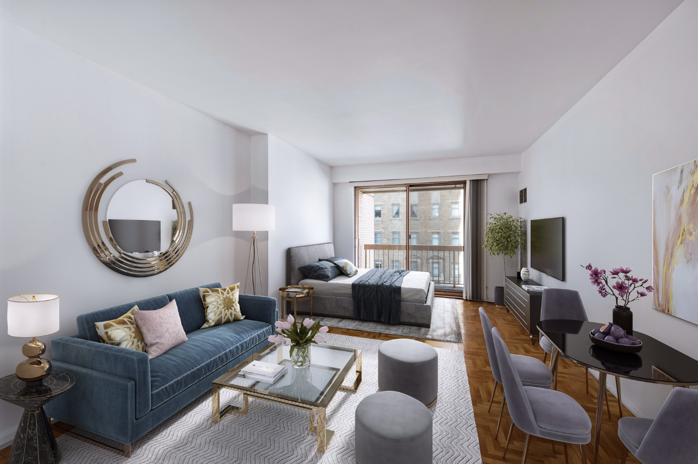 200 EAST 69TH STREET, 7E - $595,000 // Studio // 1 Bath // 500 SQFTAmazing Investment opportunity for this spacious condo studio in the heart of the Upper East Side. Move right in, use as pied-a-terre, or sublet for investment.