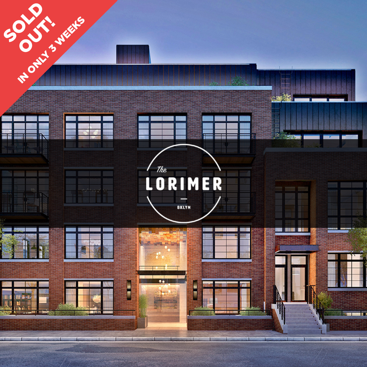 537 LORIMER STREET - Williamsburg