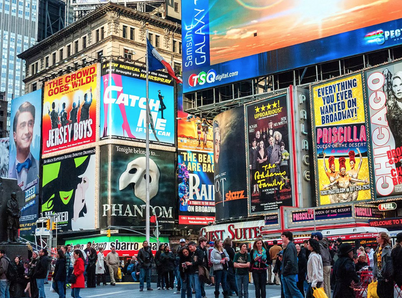 SEE - BROADWAY SHOW