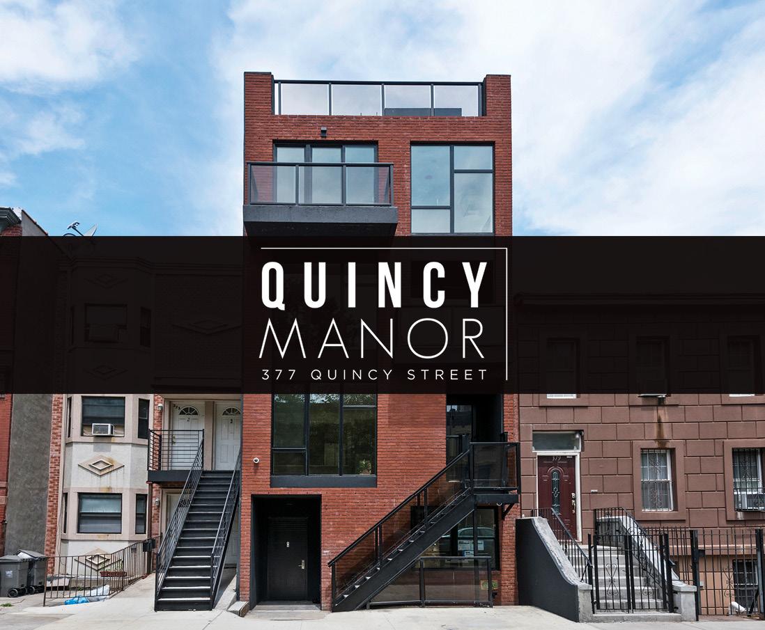 QUINCY MANOR - 377 Quincy Street