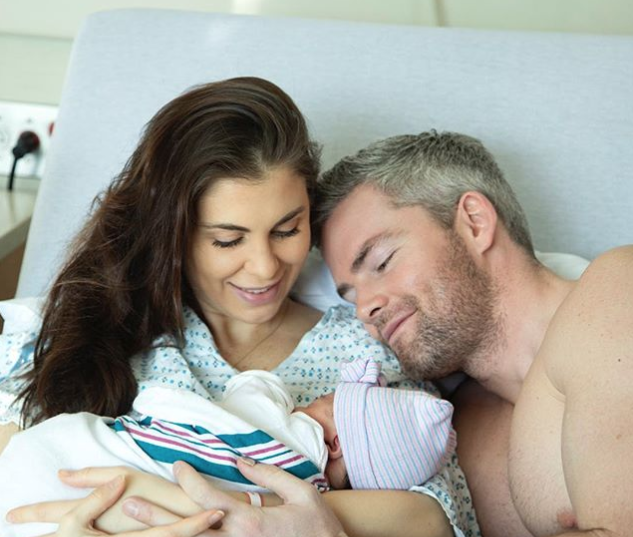 """Ryan Serhant Is a Dad! Million Dollar Listing New York Star and Wife Emilia Welcome Daughter"" - - PEOPLE"
