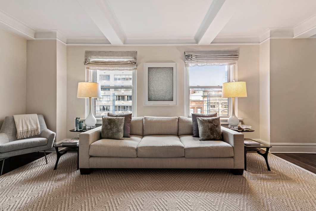 225 EAST 79TH STREET, 5AB - $1,495,000 // 2 Beds // 2 BathsAn elegant Upper East Side co-op graced with an array of high-end fixtures and finishes, this gut-renovated 2-bedroom, 2-bathroom home is an exemplar of contemporary city living. It has a profusion of closet space—exceedingly rare for prewar co-ops—and is situated on a prime neighborhood stretch.