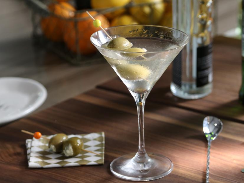 """DRINK - """"Anywhere that has a good martini"""""""