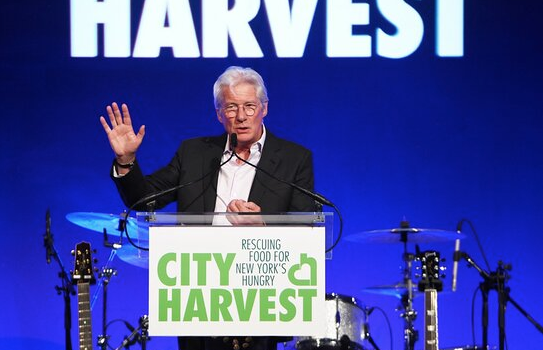 """""""RICHARD GERE HONORED A STAR-STUDDED CITY HARVEST 2019 GALA"""" - - LOOK TO THE STARS"""