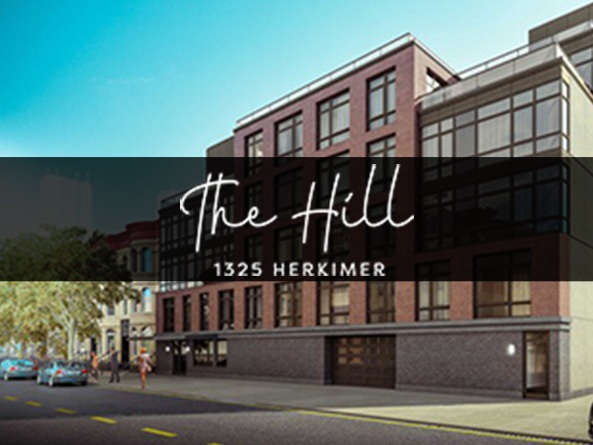 The Hill - 1325 Herkimer Street