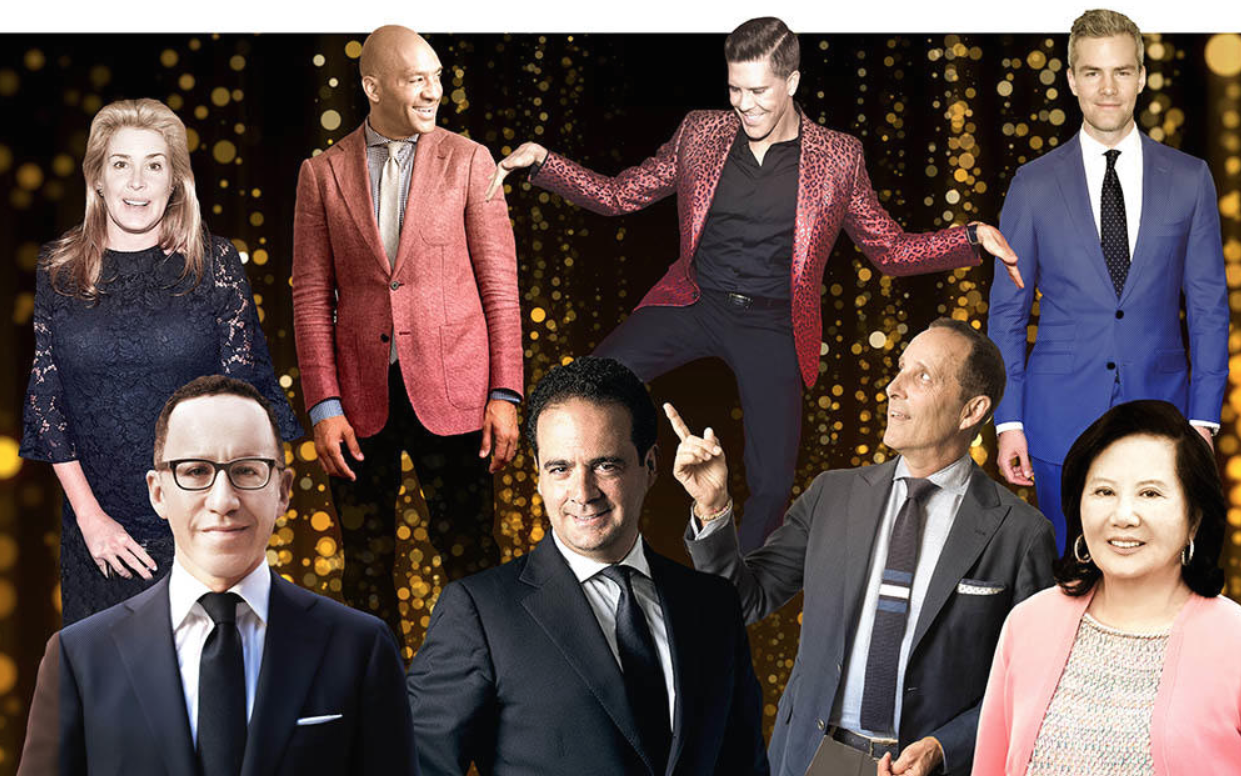 """""""MANHATTAN'S TOP LISTERS"""" - - THE REAL DEAL"""