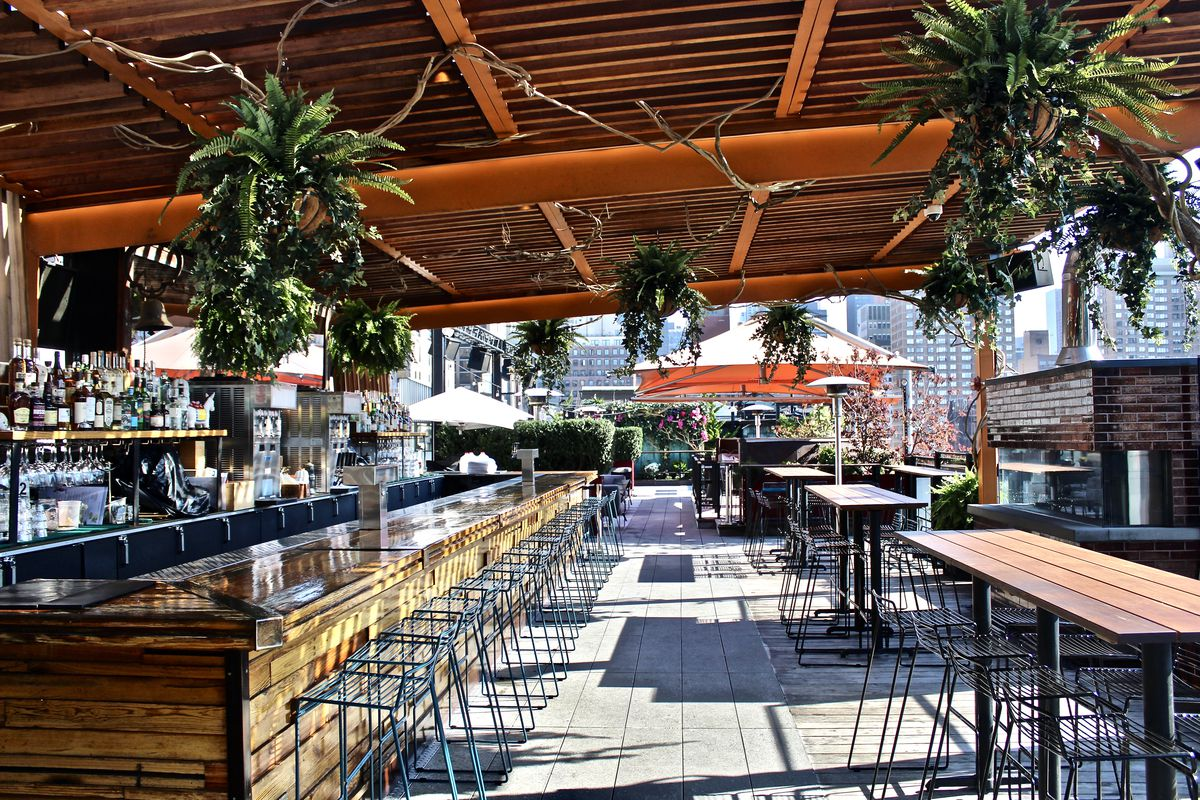 """DRINK - """"Anywhere with a GOOD Espresso, and/or a solid wine-list with outdoor seating."""""""