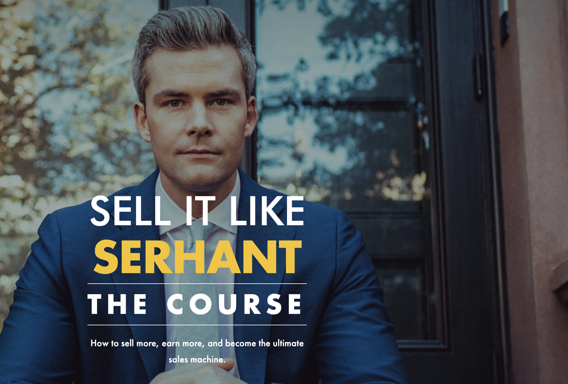 """""""Ryan Serhant's Sales Course Becomes The #1 Selling Real Estate Course of All Time"""" - - OFF THE MRKT"""