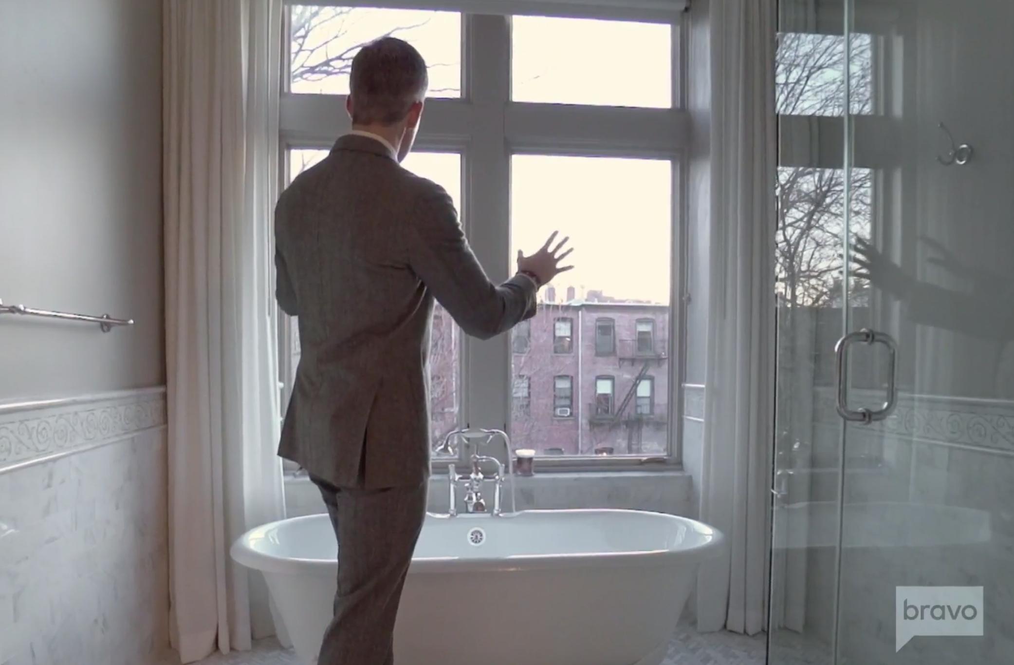 """Ryan Serhant Has a Crew of 12 Renovating His $7.6M Brooklyn Townhouse"" - - BRAVO"