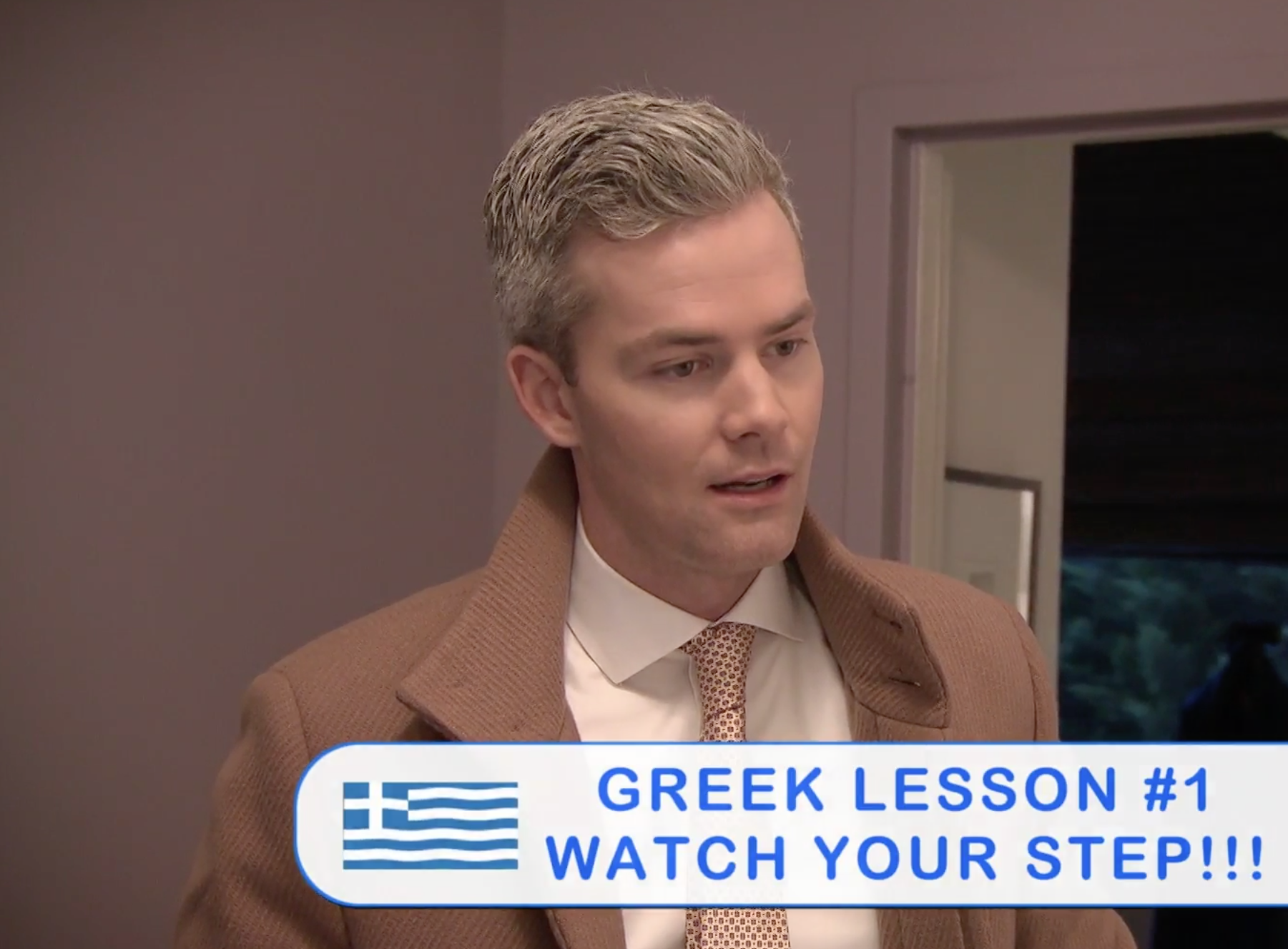 """""""Ryan Serhant Learned a Lot About Greek Baby Superstitions Before Zena's Birth — Here Are Even More"""" - - BRAVO"""