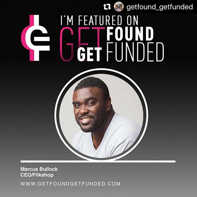#Repost @getfound_getfunded ・・・ #ThrowbackThursday⠀⠀⠀⠀⠀⠀⠀⠀⠀ ⠀⠀⠀⠀⠀⠀⠀⠀⠀ Guests Marcus Bullock, CEO of @flikshop and @katielnova , Founder of Zero Eight Three, discuss the power of entrepreneurship and employment for formerly incarcerated persons. Marcus was recently featured in @The.Root as one of the 100 most influential African Americans of 2019! Congratulations Marcus! ⠀⠀⠀⠀⠀⠀⠀⠀⠀ ⠀⠀⠀⠀⠀⠀⠀⠀⠀ Show link in bio.⠀⠀⠀⠀⠀⠀⠀⠀⠀ ⠀⠀⠀⠀⠀⠀⠀⠀⠀ #GetFoundGetFunded #GFGFPodcast #GetFoundGetFundedPodcast #podcast #podcasting #business #mentorship #networking #fundraising #startup #funders #entrepreneur #founder #hustle #investor #fundraiser #tech #Flikshop