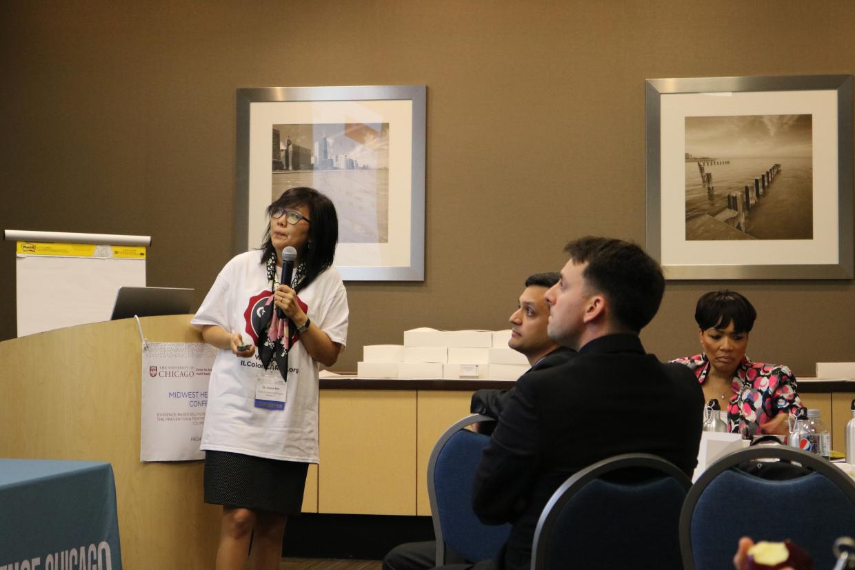 Dr Karen Kim