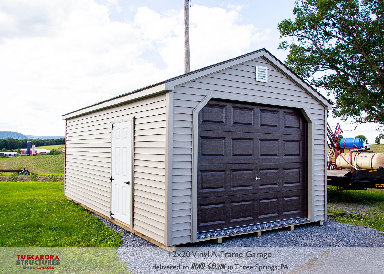 Mini Barns | Storage Sheds — Tuscarora Structures Inc