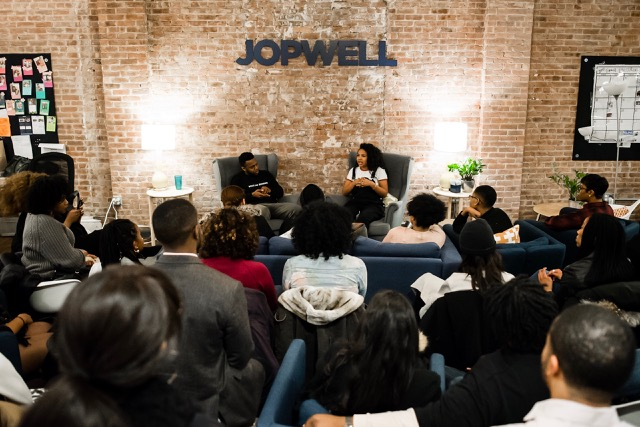 Honest Hour Hosted by Jopwell
