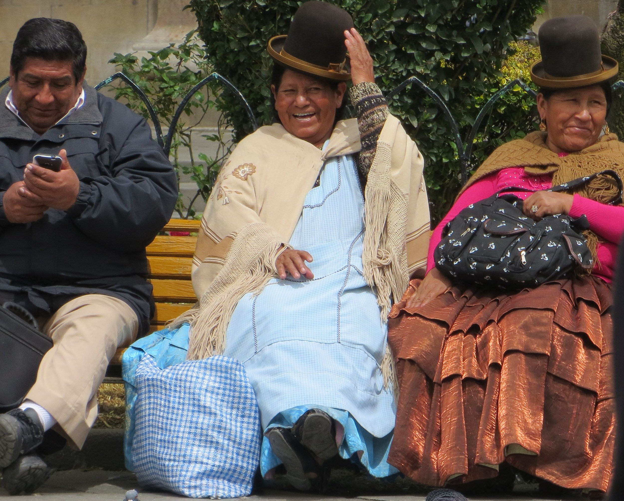 The Study Missions - are innovative, rigorous programs for students who are dedicated to serious study and to changing their ideas about the world. Come join us and see how far the road will take you.La Paz, Bolivia