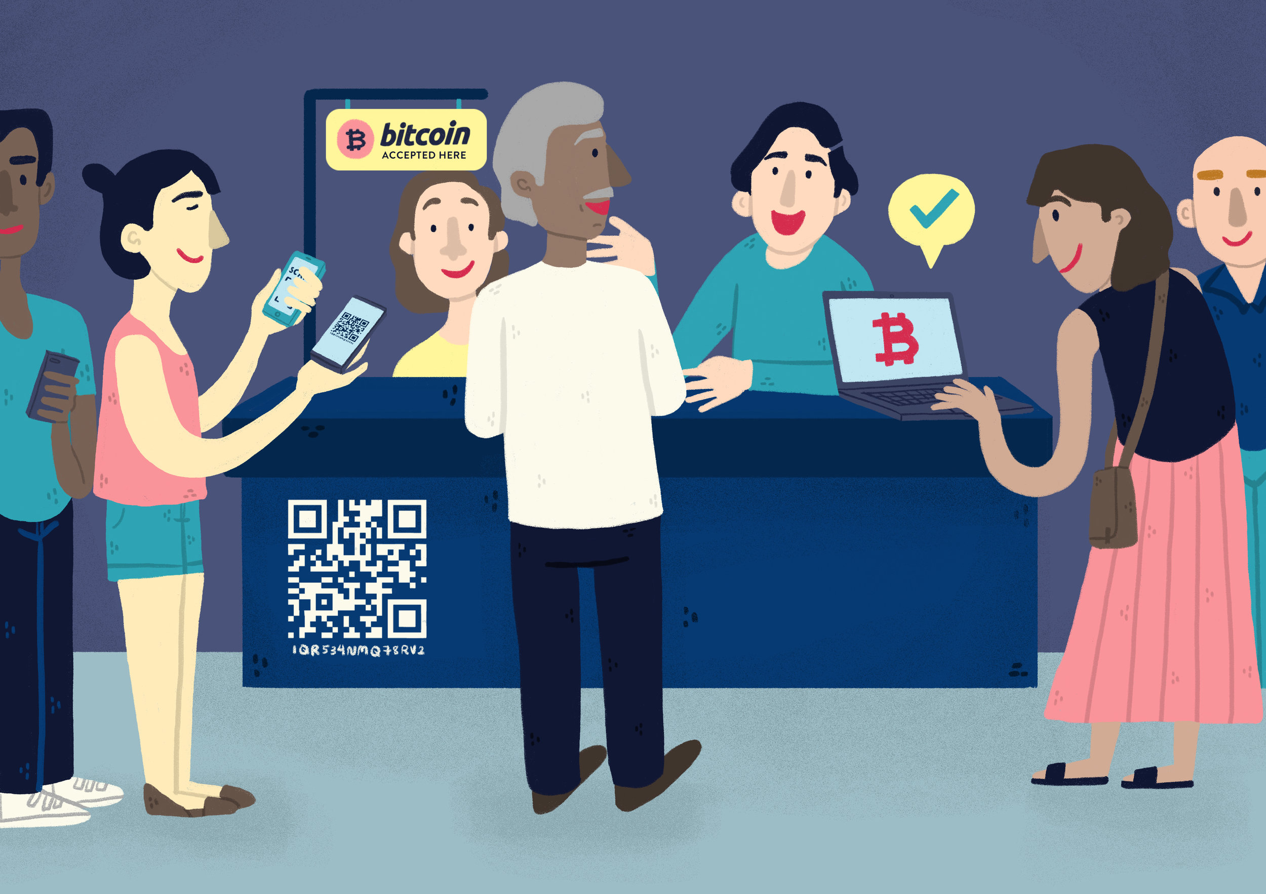 How can my business accept Bitcoin?