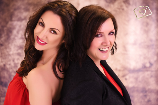 Makeover Photoshoot with Afternoon Tea - Curves Photography Studios - Mum and Daughter_045.jpg
