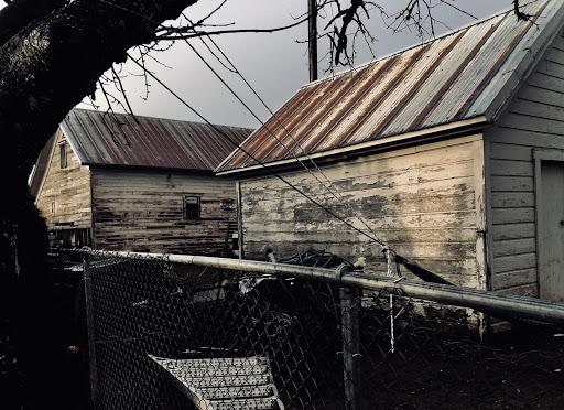 """The barn"" Photo courtesy of Anthony Vasquez"