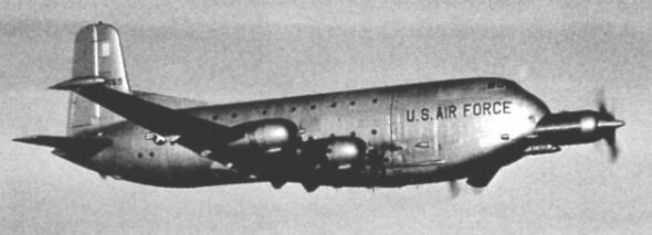 C-124C XT57