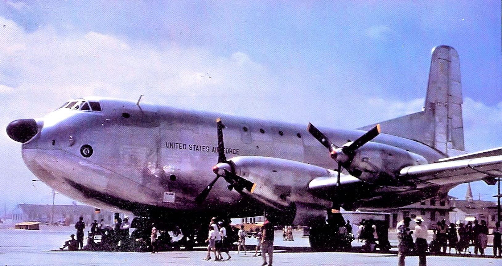 Douglas YC-124B