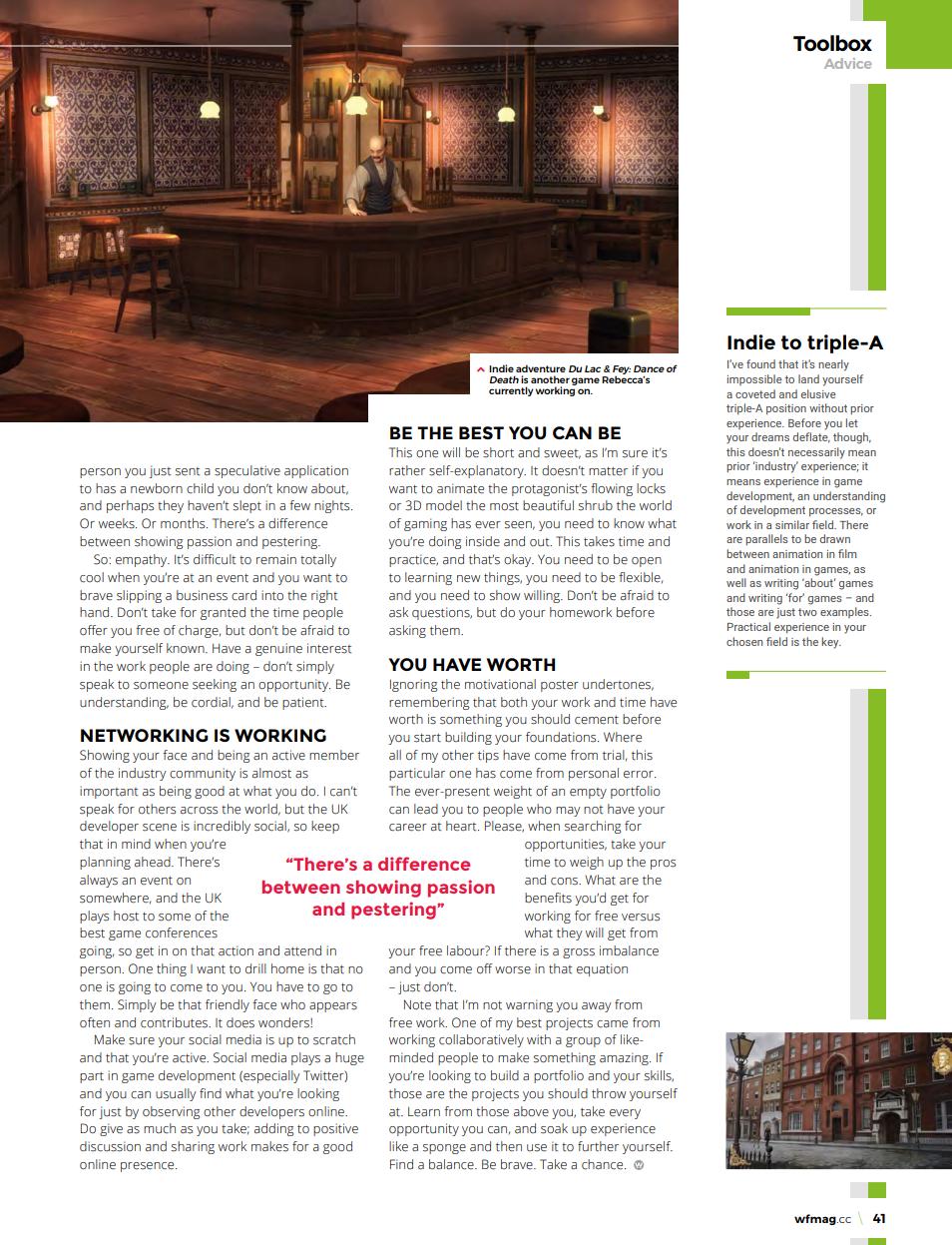 Wireframe Magazine: Issue 04.
