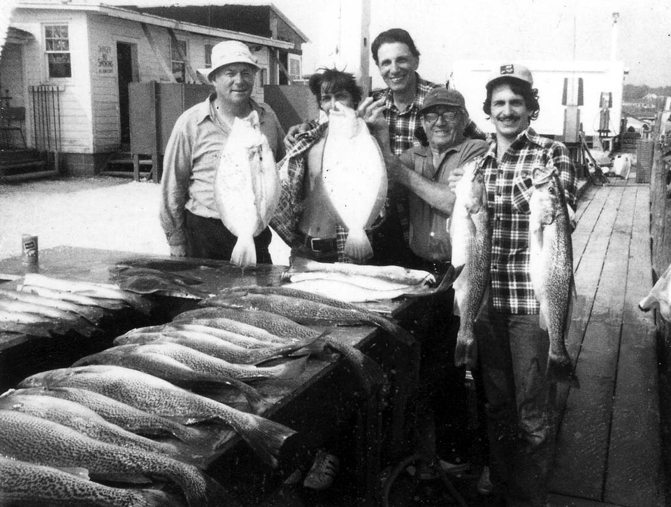 70s  Group shot flounder and weakfish 1976.jpg