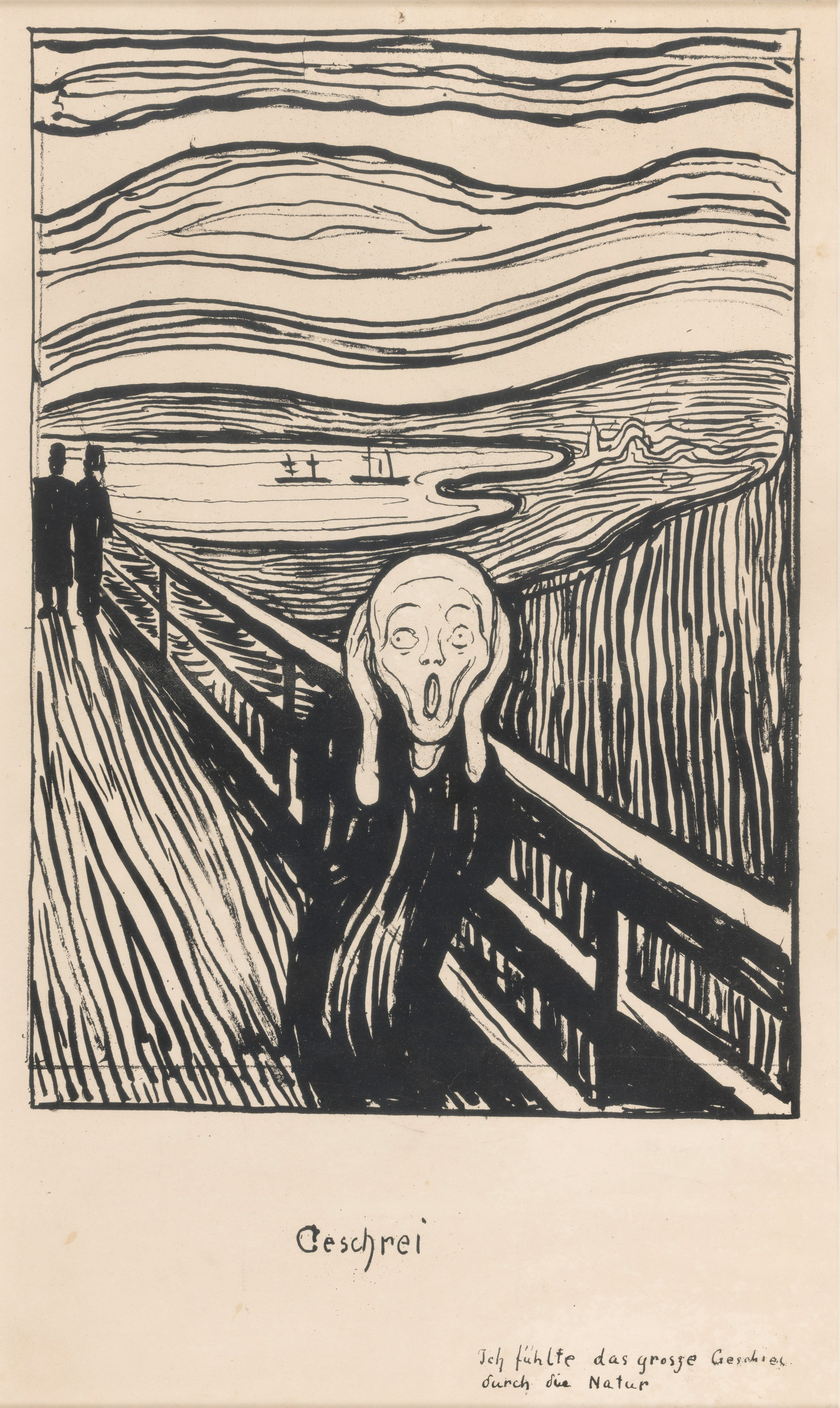 The Scream,  ELEPHANT,  2019